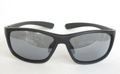 """sport sunglass, TR Frame, UV400, PC eccentric lenses with """"Light silver"""" color coating."""