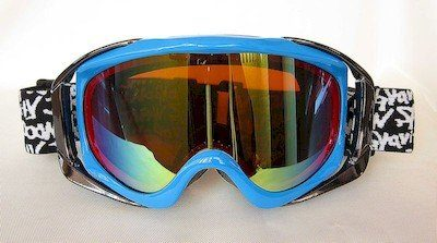 ue TPU goggles , double lens REVO coated, PU foam, Nylon jacquard strap