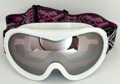 ski goggles,TPU frame, double lens Mirror coated, PU foam, jacquard strap