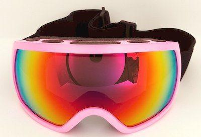 Red REVO goggles, ski-goggles, motorcycle-goggles