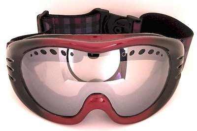 TPU goggles, Gradient two Tone color frame, double pc lenses, double PU foam padded, nylon strap