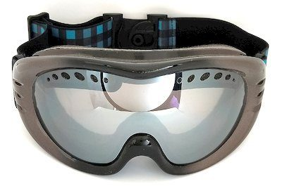 GradientTPU goggles, double mirror lens, PU foam