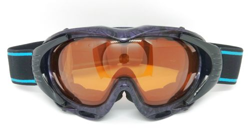 water transfer PU anti fog ski goggles