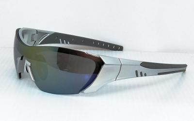 CG-PS-743-4REVO one piece lenses SunglassesUV400 eccentric grey lenses REVO color coating