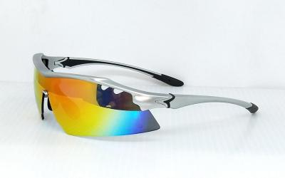 CG-PS-790A-2-4Matte silver color Sunglasses CG-PS-790A-2