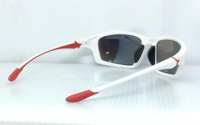 CG-PS-842-3Black Nose pad red tip fashion Sunglasses