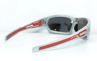 CG-PS-845-1-3aluminum color frame red tip lifestyle sunglasses
