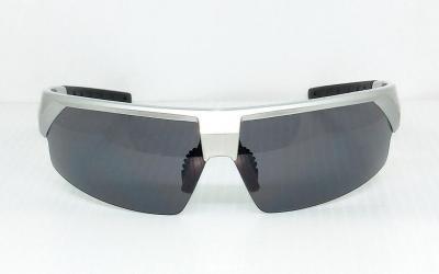 matte aluminum color frame fashion sunglasses CG-PS-857