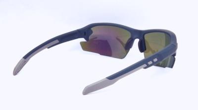 Elastic paint sport sunglasses, CG-W660-2-3
