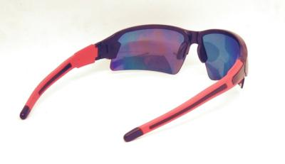 Black Red Two Tone Tips Black Red REVO lens sunglasses CG-W661-1-3